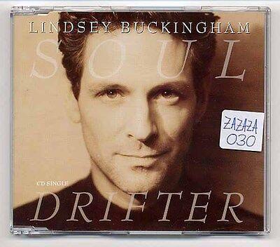 Buckingham Single (Lindsey Buckingham Maxi-CD Soul Drifter 4-tr. incl. 2x live - fleetwood mac solo)