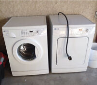 """MAYTAG 24"""" Compact front load washer & dryer"""
