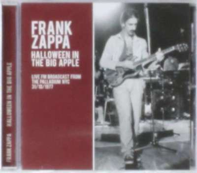 Frank Zappa - Halloween in The Big Apple Neue CD](Big Frank Halloween)