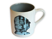 3x Doctor Who BBC Anniversary Mugs - First Second Third Doctor's - Hartnell Troughton Pertwee