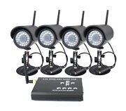 Wireless Security Camera System SD