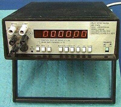 Dana Labs 5100 Af Precision Digital Multimeter Dmm