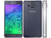 Samsung Galaxy alpha, unlocked. Very good condition. £110 fixed price