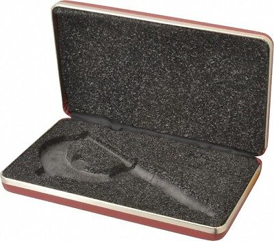 Starrett Satin Chrome And Black Enamel Micrometer Case For Use With 216 And ...