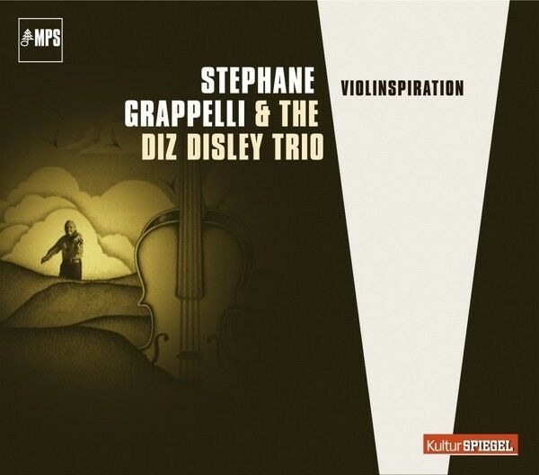 STEPHANE/DIZ DISLEY TRIO,THE GRAPPELLI - VIOLINSPIRATION  CD NEU