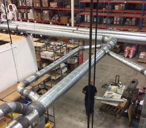 STRICTLY COMMERCIAL HVAC • PROFESSIONALS FROM START TO FINISH