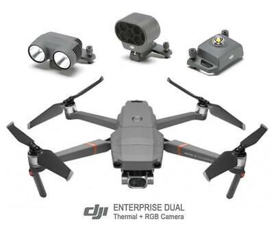 DJI Mavic 2 Enterprise Dual with Enterprise Shield Basic Protection Kit