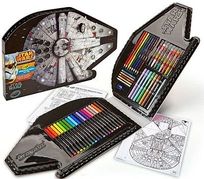 Star Wars Art Set For Kids Teen Kit Coloring Pages Crayola Creative Fun 75 - Fun Crafts For Teens