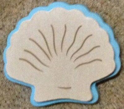 Beach Seashell, plastic mold, concrete mold, cement, plaster,