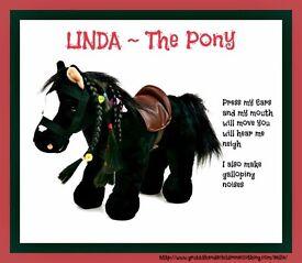 """PONY """"LINDA"""""""