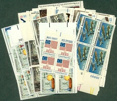 U.S. DISCOUNT POSTAGE LOT OF 100 13¢ STAMPS, FACE $13.00 SELLING FOR $9.75!
