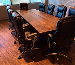 Custom Reclaimed Tables/Dining Tables/Harvest Tables