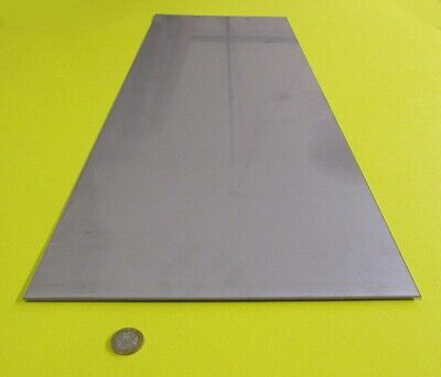 321 Weldable Stainless Steel Sheet .040 Thick X 12 Wide X 36 Length 1 Unit