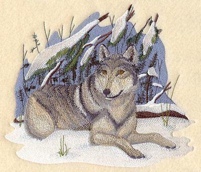 Embroidered Fleece Jacket - Winter Wolf C5501 Sizes S - XXL