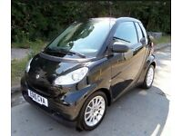 Smart for two cabriolet