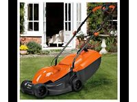 Flymo Rollermo 1000W Electric Rotary Lawn Mower (Used, Normal RRP £55.00)