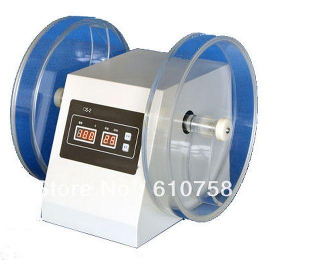 USP Benchtop Tablet Friability Tester Two Cylinders 110V US Plug