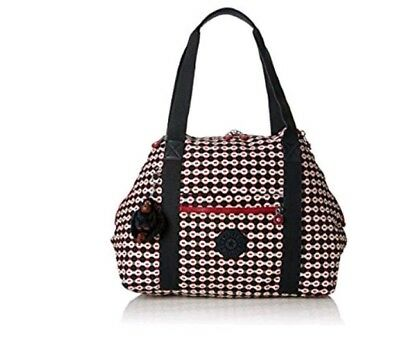 kipling art M shapemix hobo travel gym shopper sports bag New Rrp£99