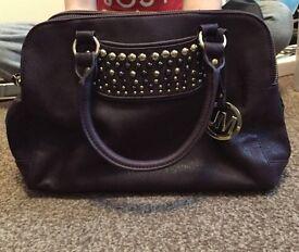 Purple Julian MacDonald Hand Bag
