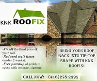 Roofing Company Oakville. Free Estimate.416-278-2999.