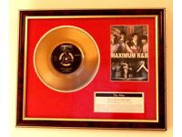 The Who - 24 ct gold disc