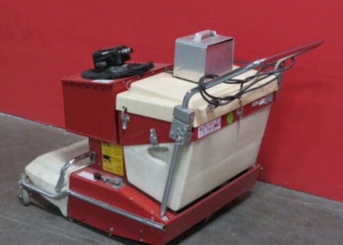 "Vacuum Cleaner (SPS-28-B)  24VDC Sweeper 36"" Path Side"