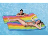 Inflatable Float Swim Mat