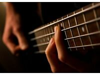 Bass Player Required for an original band in Edinburgh aged 30 - 40