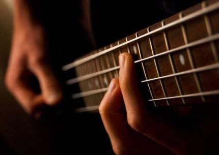 Glenelg East Guitar & Bass Tuition