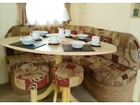 cheap static caravan for sale reduced from £21,995 to £18,995. 2017 site fees & 1 yrs insurance inc