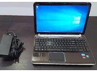 "15"" HP PAVILION DV6. 8GB RAM/1TB HDD/2 GHZ INTEL i7 QUAD CORE/1GB AMD CARD/BEATS AUDIO/OFFICE/LAPTOP"