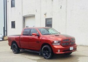 2017 Ram 1500 Copperhead Limited