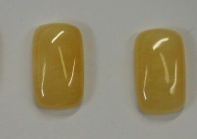 Natural Aventurine Yellow Rectangle Cushion Cabochon High Quality Gems -