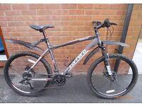 Carerra men's mountain bike