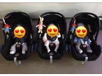 Maxi cosi cabrofix car seat SOLD