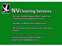 Are you happy with your current cleaners? If not give us a call