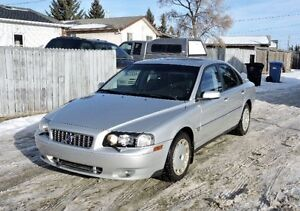 Volvo S80 AWD Winter Tires