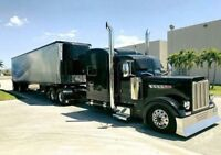 BECOME AN OWNER/OPERATOR - CALL 647-627-0841 FOR TRUCK LOANS