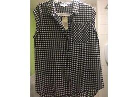 Checkered top/shirt