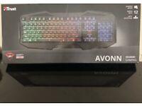 Avonn gaming keyboard