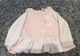 Girls 3/4 years Jumper and Cardigan