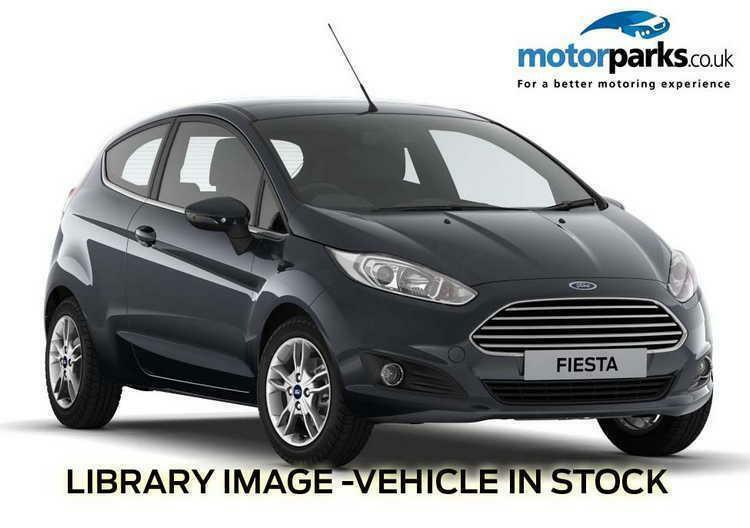 2014 Ford Fiesta 1.25 82 Zetec 5dr Manual Petrol Hatchback