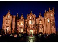 Hotel Voucher B&B Cheap 4.5* star Kinnitty Castle Co Offaly