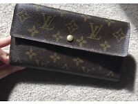 Genuine Louis Vuitton purse