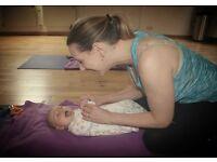 Mum & Baby Yoga, Brighton