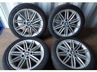 BMW 1 series msport alloys e87