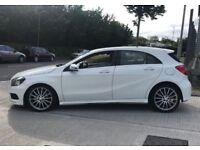 2014 Mercedes-Benz A Class 1,8 A200 CDI AMG SPORT 5dr