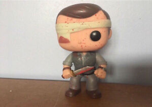 Walking dead The Governor (Bandage) (Bloody)