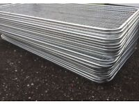 🛠 HERAS TEMPORARY SECURITY FENCE PANELS ~ NEW 🔩