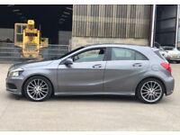 2014 Mercedes-Benz A Class 1,5 litre CDI AMG SPORT